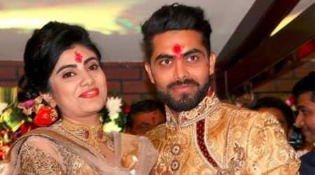 Cricketer Ravindra Jadeja's wife 'assaulted' by cop after accident inGujarat