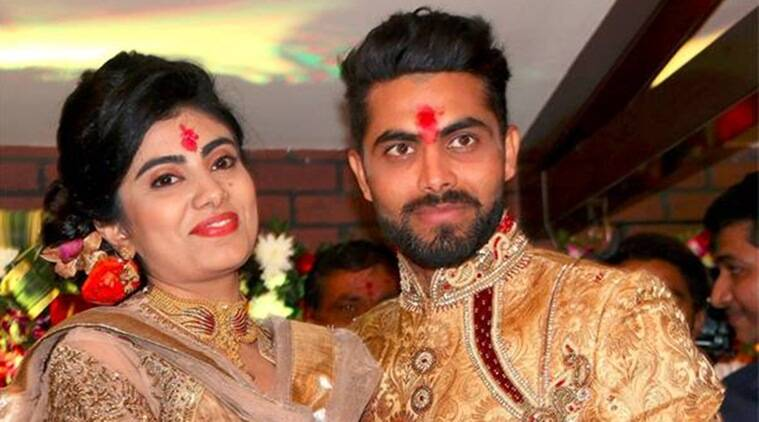 Cricketer Ravindra Jadeja's wife 'assaulted' by cop after accident