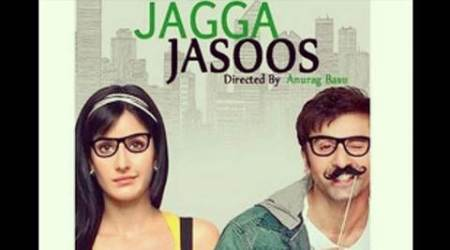 Katrina Kaif, Katrina, Jagga Jasoos, Ranbir Kapoor, Ranbir katrina, Cannes Film Festival, Cannes Film Festival katrina, Cannes Film Festival news, Jagga Jasoos cast, Jagga Jasoos katrina, Katrina Kaif film, Katrina Kaif upcoming film, Katrina Kaif news, entertainment news