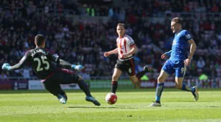 Jamie Vardy, Jamie Vardy Leicester City, Leicester City Vardy, Claudio Ranieri, English Premier League, Football News, Football