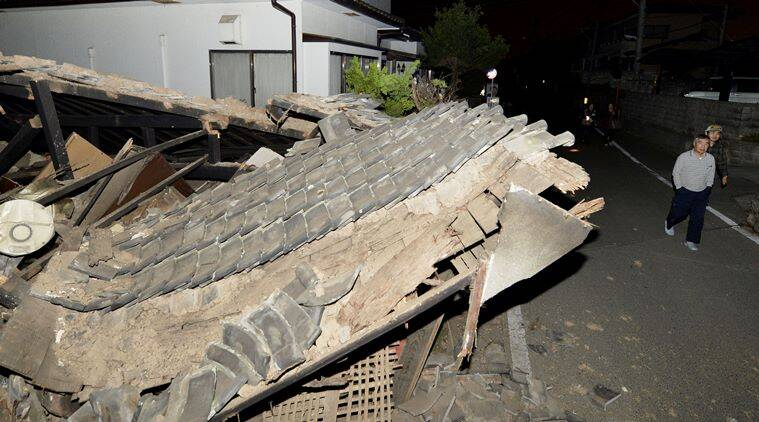 Japan Earthquake: News, Photos, Latest News Headlines about Japan ...