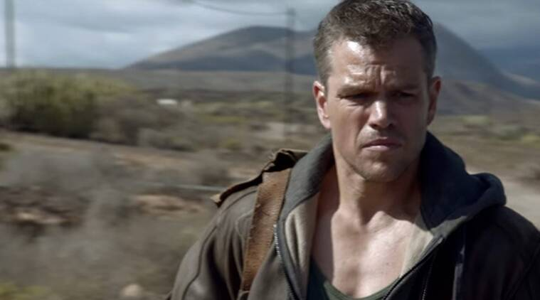 Jason bourne movie review, jason bourne review, jason bourne movie, matt damon, matt damon image