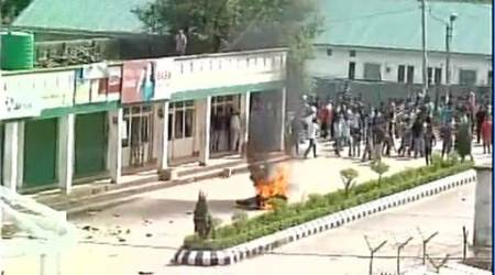 Local, Kashmiri students clash in Rajouri