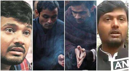 JNU row: Umar Khalid rusticated, Kanhaiya fined for pro-Afzal Guru event