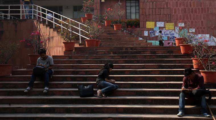 JNU student held for raping classmate at party in December, say Delhi police