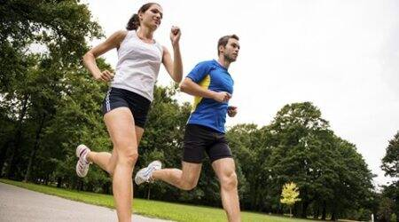 'Jogging without prior exercise damages knees'