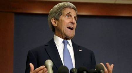 Kerry: US won't block foreign business deals under nuke deal