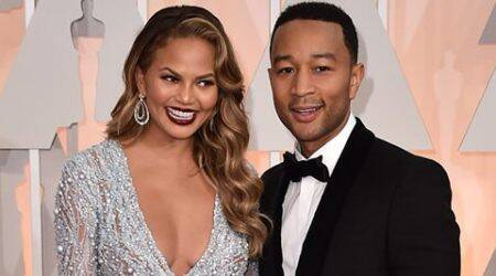 John Legend's wife has not seen his Oscar-winning film 'Selma'