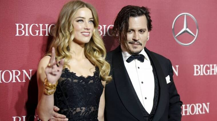 Johnny depp, Amber heard, Johnny depp divorce, Amber heard divorce, Johnny depp feud, Amber heard feud, Johnny depp news, Amber heard news, Entertainment news