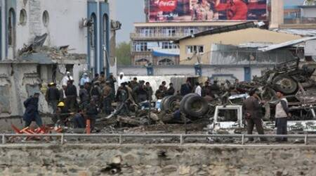 Taliban attack in Kabul: Death toll rises to 64