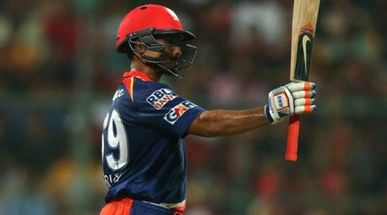 IPL 2016, DD vs MI: The Daredevils are presently third in the league ...
