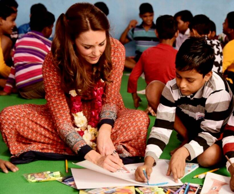 kate middleton, kate middleton in India, kate middleton, kate middleton style, kate middleton fashion, kate middleton style quotient, kate middleton style evolution, kate middleton india visit, duchess of cambridge, duchess of cambridge style, duchess of cambridge fashion, Emilia Wickstead, Alice Temperley