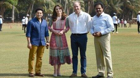 Was surprised to see Kate wearing my creation: Anita Dongre