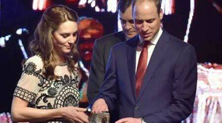 Duchess Kate Middleton 'loving it all' on maiden visit to India