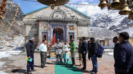 Over 3 lakh more pilgrims visit chardham this season
