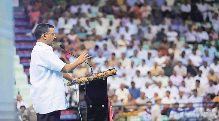 Arvind Kejriwal, aam aadmi party, Kejriwal