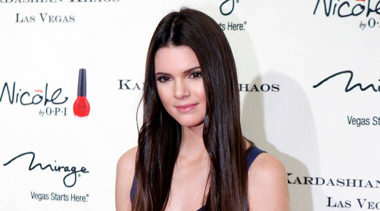 Kendall Jenner, natural beauty, Estée Lauder, Estée Edit Palette