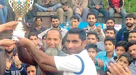 In restive south Kashmir, cricket teams named after Hizbul Mujahideenmilitants
