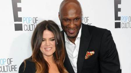 Khloe Kardashian shares video with Lamar Odom on Snapchat