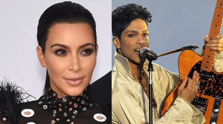 Kim Kardashian West, Prince, Kim Kardashian West shows, Kim Kardashian West upcoming shows, Kim Kardashian West news, Prince songs, Prince death, Prince news, Entertainment news