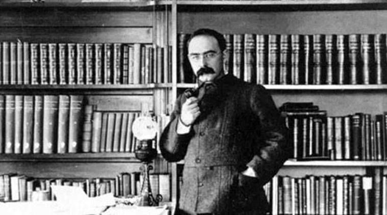 Even though Rudyard Kipling was born in Bombay — in 1865 — and spent some of his happiest years in India, including in Lahore and Allahabad, Kipling's works, both journalistic and fiction, don't really feature food, especially Indian.