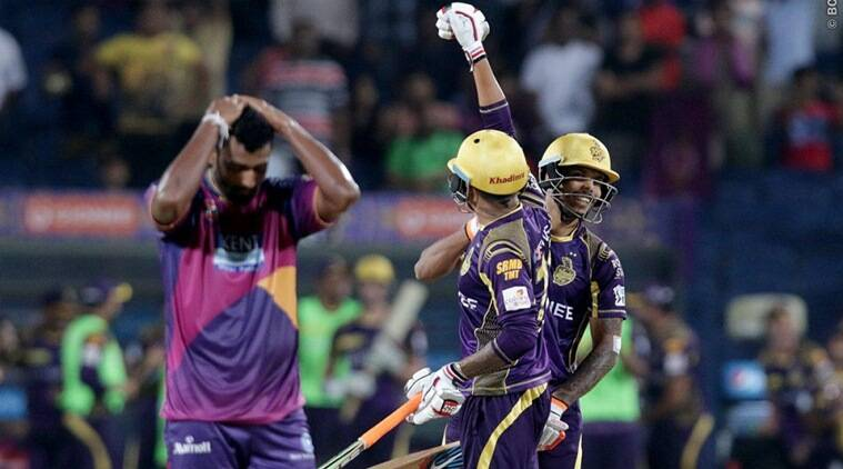 IPL 2016, IPL, IPL schedules, IPL scores, IPL news, KKR vs RPS, Pune Kolkata, sports news, sports, cricket news, Cricket