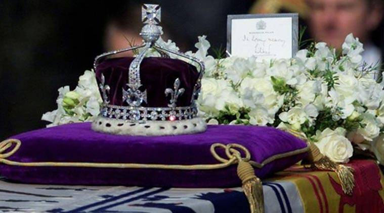 The diamond became part of the crown of incumbent Queen Elizabeth II at the time of her crowing in 1953.