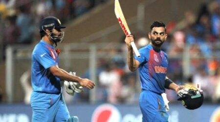 Kohli, India at the top
