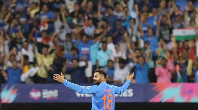 Virat Kohli, Virat Kohli dance, Anil Kapoor, Virat Kohli Anil Kapoor, Bollywood actor, sports news, sports, cricket news, Cricket