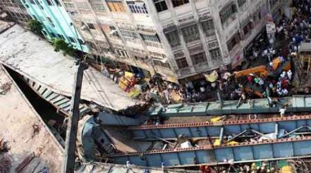 kolkata flyover, kolkata flyover collapse, kolkata news, what is act of God, flyover collapse, flyover collapse in kolkata, kolkata flyover accident, flyover accident in kolkata, kolkata, kolkata news, latest news kolkata
