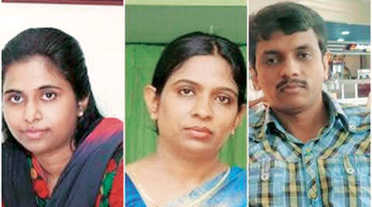 Kollam officer at centre of row is from family of civil