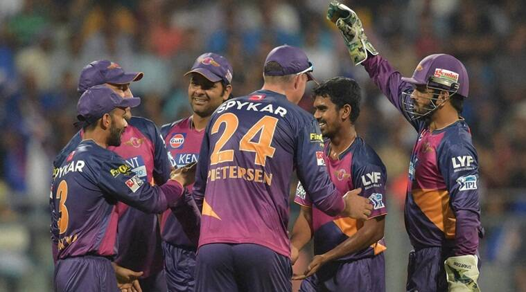 IPL 2016, IPL, IPL schedule, IPL teams, Mumbai Indians vs Rising Pune Supergiants, Mumbai vs Pune, Pune vs Mumbai, MS Dhoni, Ajinkya Rahane, Kevin Pietersen, Harbhajan Singh, Rohit Sharma, Cricket