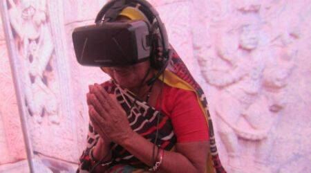 The 360-degree darshan: Virtual Reality finds a new use case around the Ujjain Kumbh
