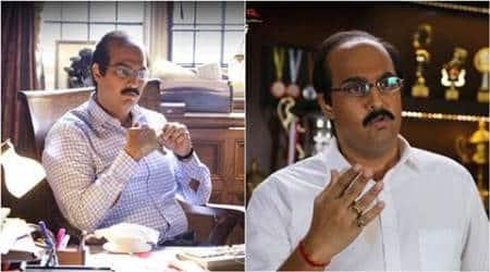 Kunaal Roy Kapur's semi bald look from Azhar revealed, seepic