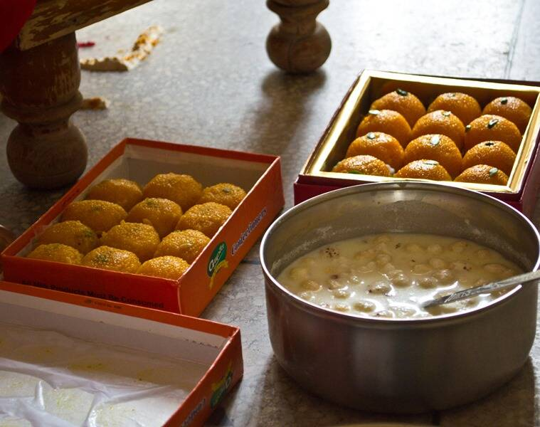 Laddoo. (Photo: Flickr/Nidhi Srivastava)