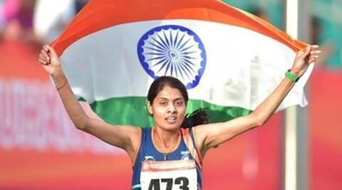 Lalita Babar, Lalita athletics, Lalita steeplechase, Federation Cup, Fed Cup, Fed Cup athletics