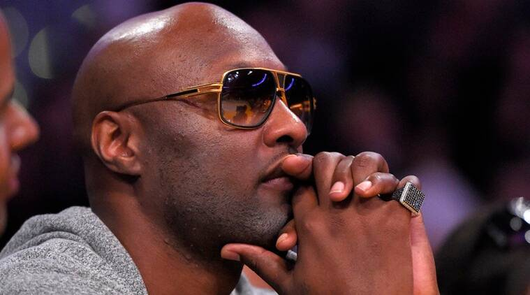 Lamar Odom pays tribute to former teammate Kobe Bryant in ...