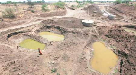 latur, latur water crisis, marathwada, waterless in marathwada, water problem in latur, drought latur, drought hit marathwada, indian express mumbai