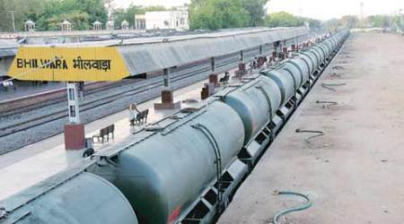 water train, water train rajasthan, rajasthan, rajasthan water, rajasthan water train, india water train, water train india. india news