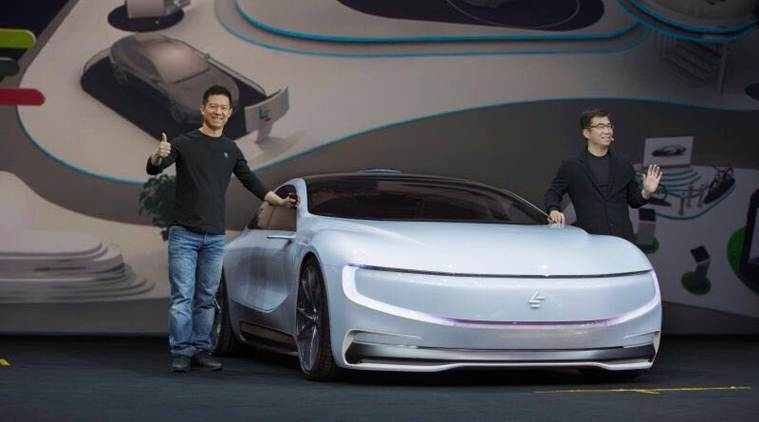 With LeSee, LeEco hopes to challenge Tesla in the EV era