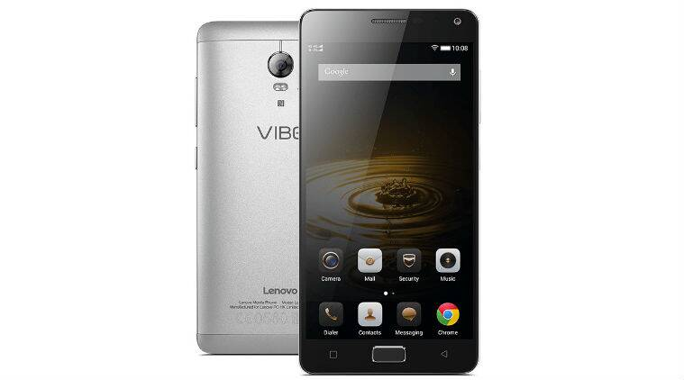Lenovo Vibe P1 Turbo Comes With Metal And Glass Design Is Powered By Qualcomms Snapdragon