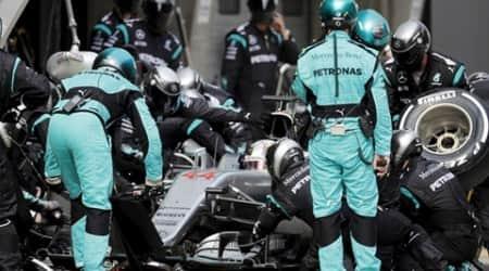 Formula One - Chinese F1 Grand Prix - Shanghai, China