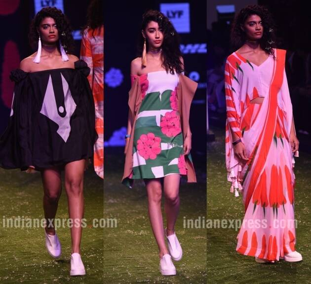 Shraddha Kapoor, Masaba, LFW Summer-Resort 2016, Shraddha Kapoor style fashion,
