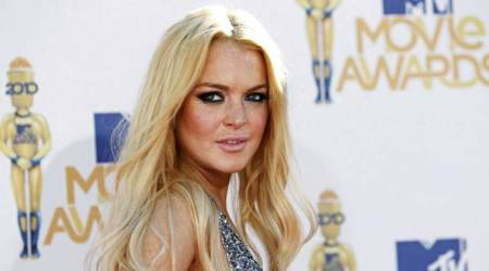 I found peace away from the spotlight: Lindsay Lohan