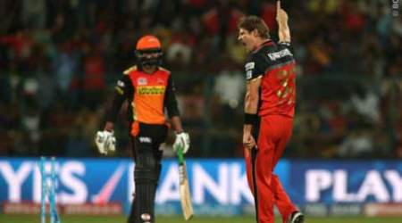 IPL 2016, RCB vs SRH: Royal Challengers Bangalore humble Sunrisers Hyderabad by 45 runs
