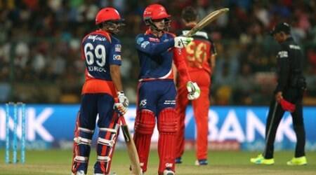IPL 2016, RCB vs DD: DD beat RCB by 7 wickets