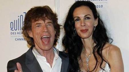 Mick Jagger, L'Wren Scott, Mick Jagger L'Wren Scott, Mick Jagger L'Wren Scott love, Mick Jagger L'Wren Scott news, L'Wren Scott death, Mick Jagger remebrance, Mick Jagger news, Entertainment news