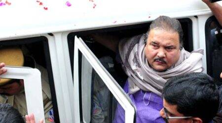 Bengal: Only TMC leader Madan Mitra jailed in Saradha scam loseselections