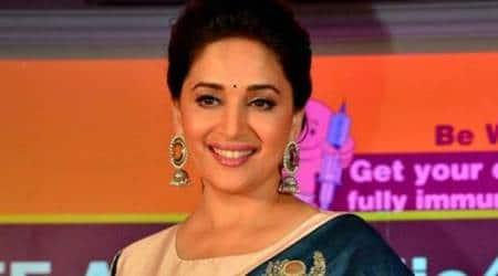 Madhuri Dixit-Nene, Madhuri Dixit, Madhuri Dixit FATHER, Madhuri Dixit-Nene FILM, Madhuri Dixit-Nene NEWS, Madhuri Dixit-Nene FATHER, Madhuri, Madhuri news, entertainment news