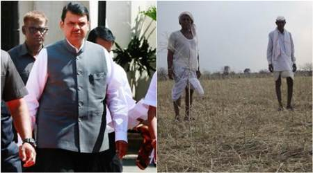 No proof required:  Fadnavis everywhere, and no water to drink